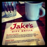 Jakes City Grille in Saint Paul, MN