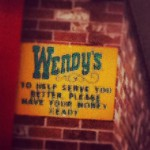 Wendy's in Annapolis