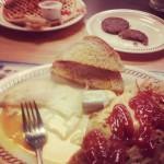 Waffle House in Wapakoneta
