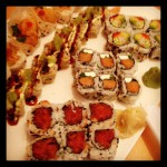 Sushi House in Leawood