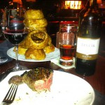 del Friscos Double Eagle Steakhouse in Charlotte, NC