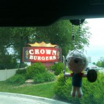 Crown Burger in Sandy