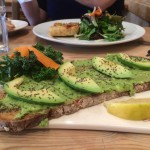 La Pain Quotidien in Newport Beach
