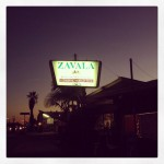 Taqueria Zavala in South Gate, CA