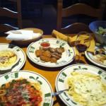 Olive Garden Italian Restaurant in Rome