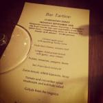Bar Tartine in San Francisco, CA