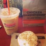 Dunkin Donuts in Duncan