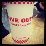 Five Guys Burgers & Fries in Tuscaloosa, AL