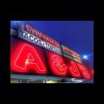 A & J Burger Drive In in Fullerton, CA