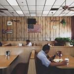 El Pueblo Burger in Industry