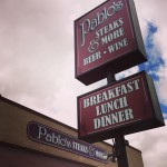 Pablos Steaks and More in Benson, AZ