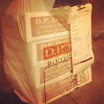 D. P. Dough in Columbus