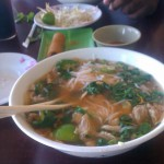 Vietnamese Noodle House in Houston