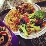 Panda Express in Fountain Valley