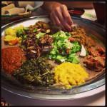 ZENI Ethiopian Restaurant in San Jose, CA