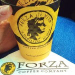 Forza Coffee Company in University Place