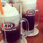 A & W Restaurant in Standish
