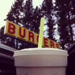 Twin Pines Drive-In in Cle Elum