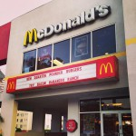 McDonald's in West Hollywood, CA
