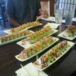 Hooked on Sushi in Carlsbad, CA