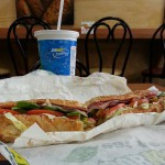 Subway Sandwiches in Franklin Square