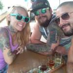Hofbrau Beer Garden in Panama City Beach