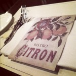 Bistro Citron in New York