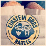 Einstein Bros Bagels in Salt Lake City