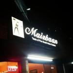 Maizbaan Restaurant in San Diego