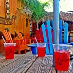 Tiki Bar in Solomons