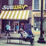 Subway Sandwiches in Knoxville