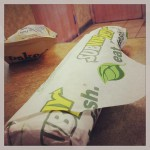 Subway Sandwiches in Anacortes