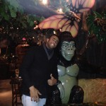 Rainforest Cafe in Atlantic City