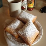 Crescent City Beignets in Houston