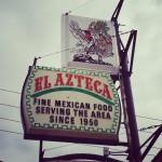 El Azteca Mexican Restaurant in La Junta