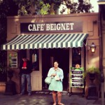 Cafe Beignet in New Orleans, LA