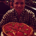 Patxi's Chicago Pizza in San Francisco, CA