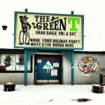 Green T Bar & Grill in Pocatello
