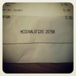 McDonald's in Hemlock