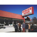 Burger Barn in Jackson