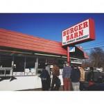 Burger Barn in Jackson