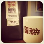 What's the Buzz Coffee Co. in College Station