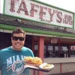 Taffys Hot Dog Stand in Orchard Park
