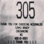 McDonald's in Chesaning