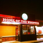 Burger King in Saint Catharines, ON