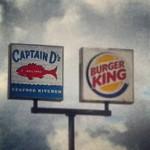 Captain D'S Seafood Restaurants in Adel