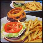 Athens Burgers in Manteca