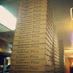 D & T Pizza Restaurant in Monroe Township