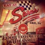 Sara's in Erie, PA