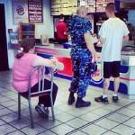 Burger King in Buffalo